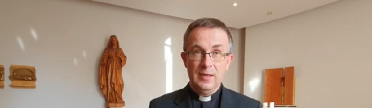 Biskup Martin vyzval k modlitbě růžence na Slavnost sv. Hedviky